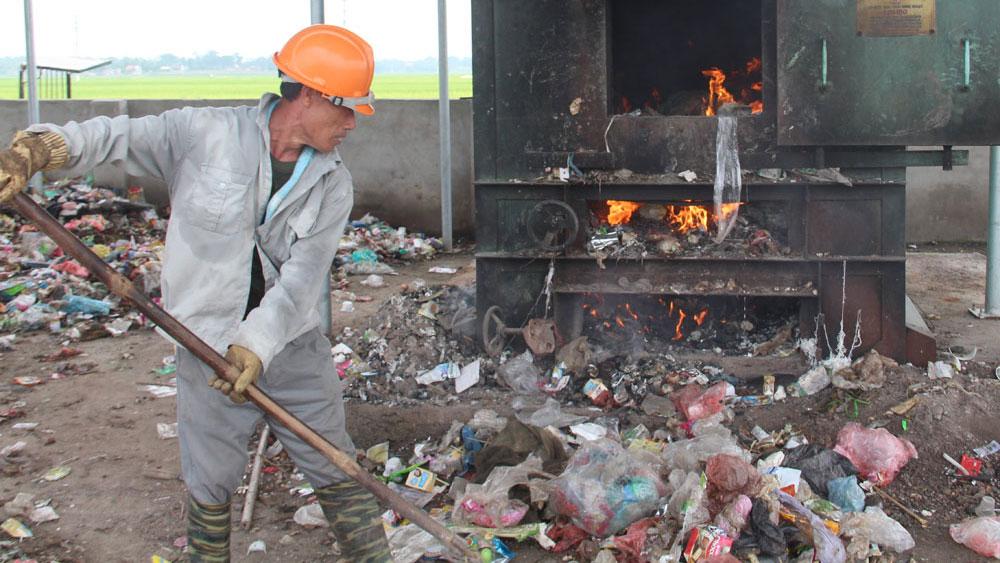 Hơn 85% lượng rác thải được xử lý