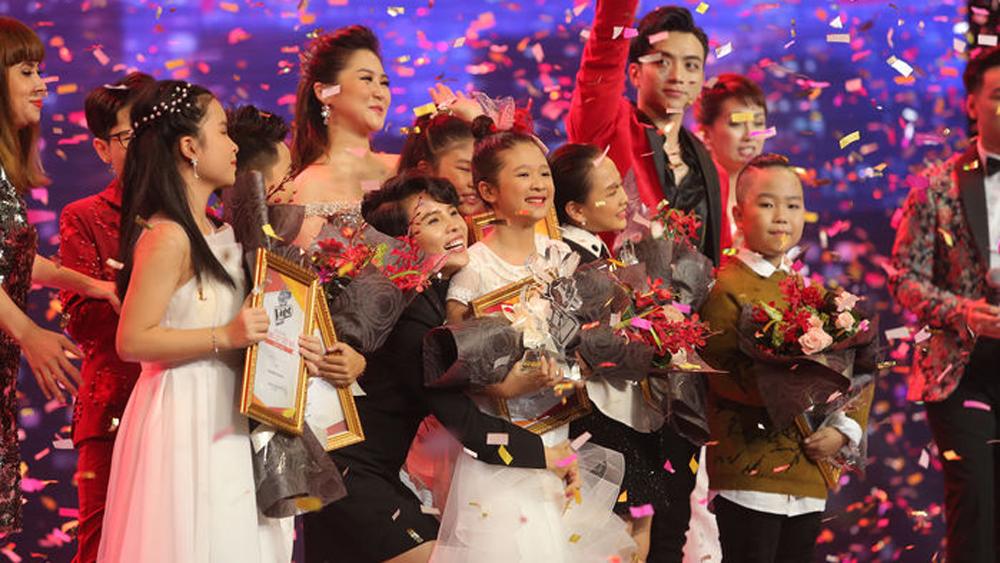 Hành trình trở thành Quán quân Giọng hát Việt nhí của Dương Ngọc Ánh