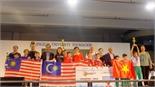 Việt Nam giành một giải Nhất tại Ngày hội Robothon Quốc tế 2017