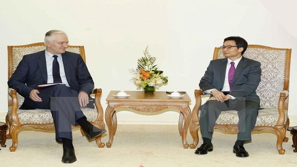 Việt Nam-Ba Lan đẩy mạnh hợp tác giáo dục, khoa học-công nghệ