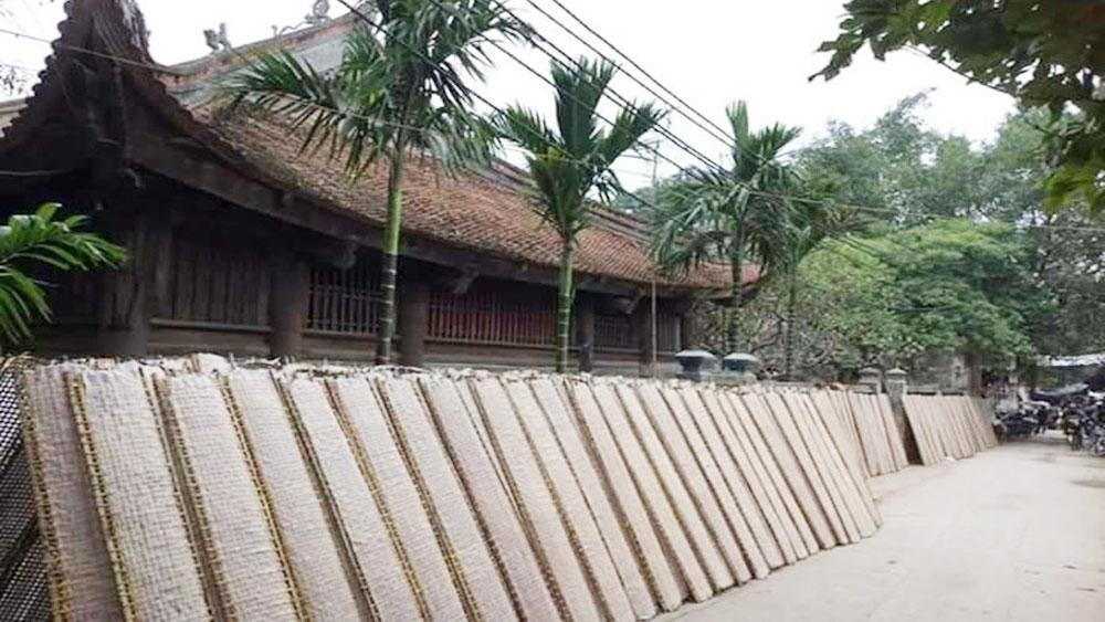 thăm làng Thổ Hà, miền quê, thắm đượm, hồn cốt Việt