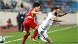 Palestine làm 'quân xanh' cho U23 Việt Nam