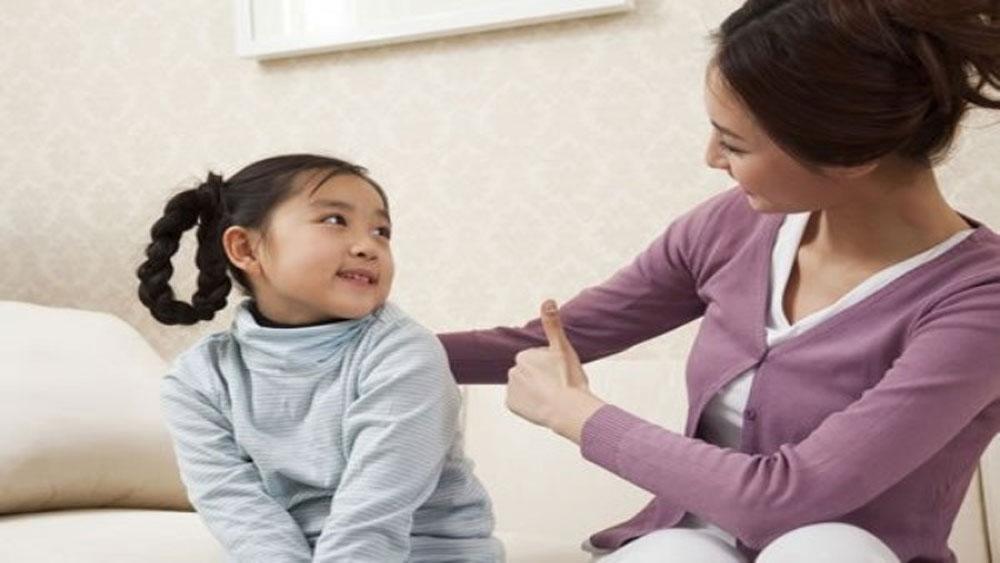 Cách đơn giản giúp bé mạnh dạn, tự tin
