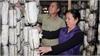 Bà Đoàn Thị Cầu: Ứng dụng công nghệ cao vào sản xuất nấm