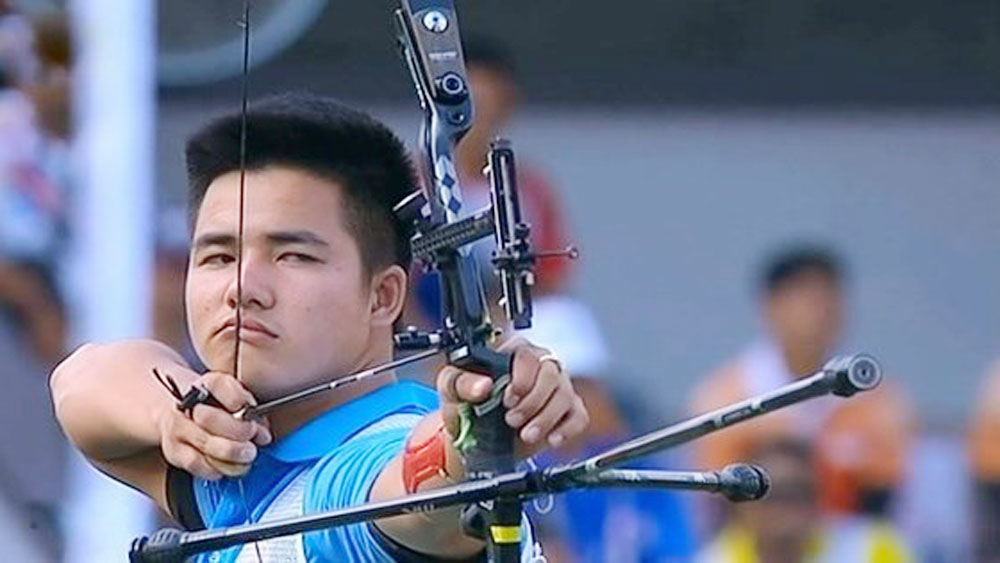 Vietnam wins bronze in Asian archery champs event