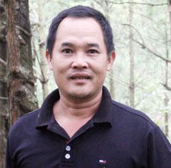 Dành cả tuổi trẻ, rừng xanh, Nguyễn Đức Thống, Lục Nam, Bắc Giang