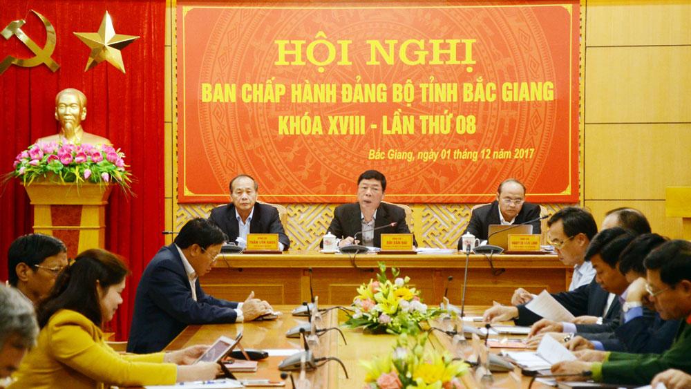 Bí thư Tỉnh ủy Bùi Văn Hải: Năm 2018 phải có các giải pháp mạnh, thúc đẩy phát triển KT- XH nhanh hơn