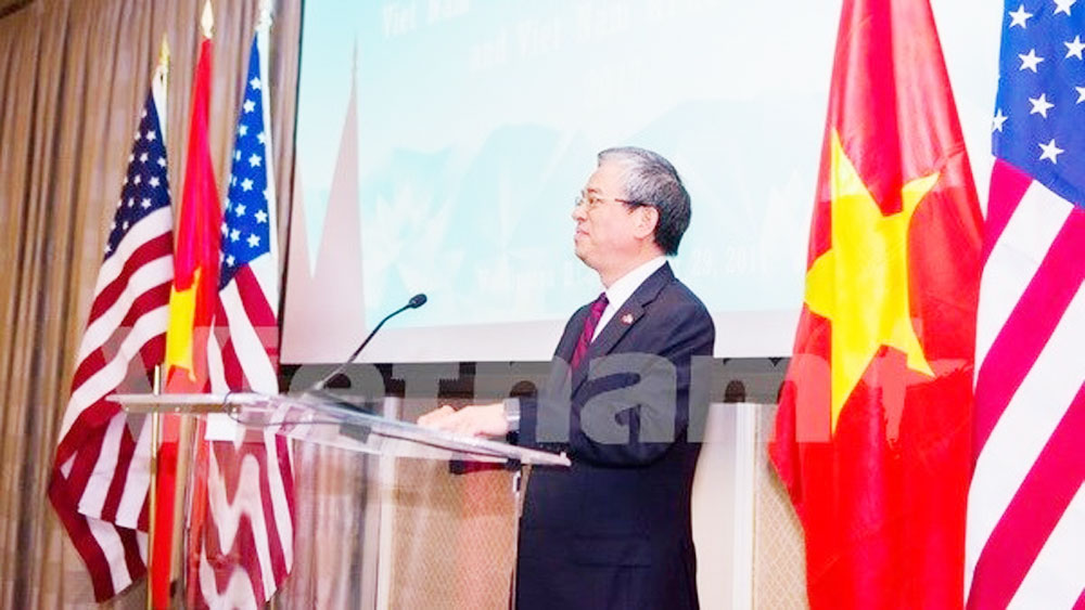 Vietnam-US comprehensive partnership marked in Washington DC