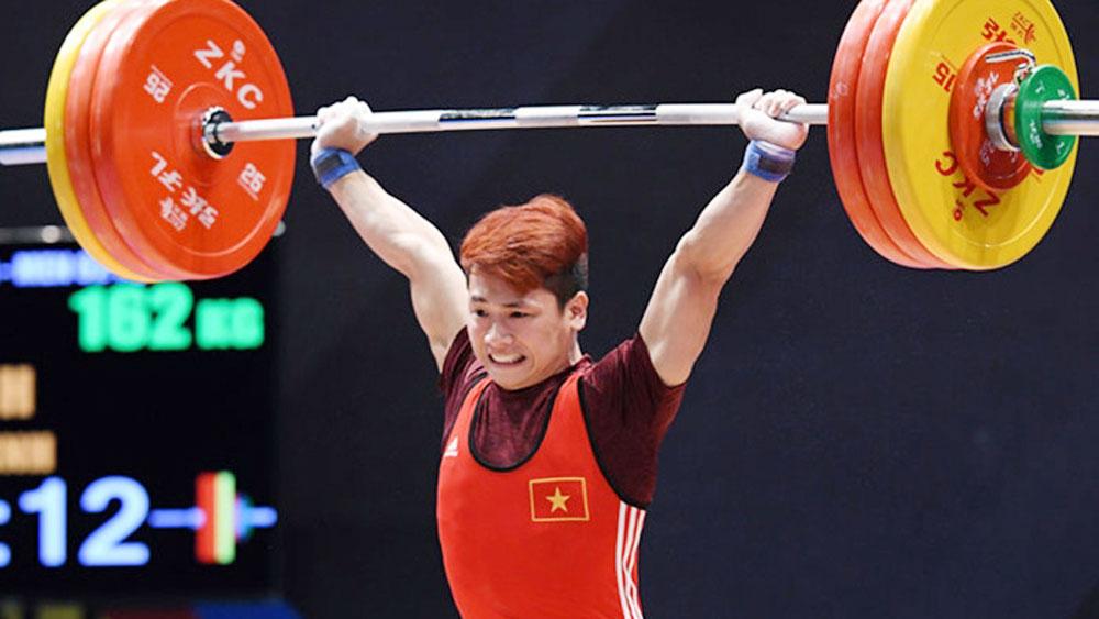 Trinh Van Vinh earns Vietnam's fourth gold at world championships