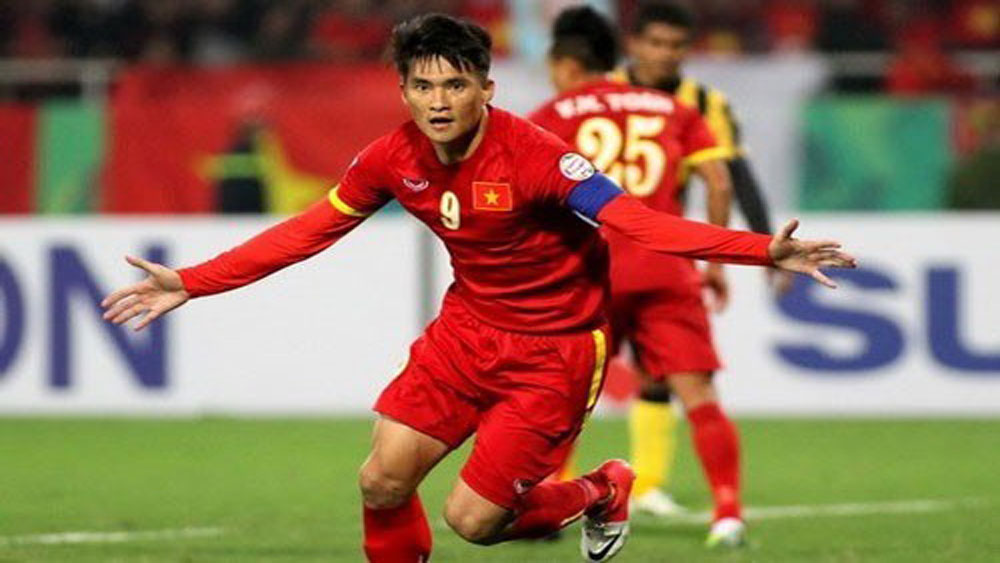 Vinh named among five best ASEAN scorers by Fox Sports Asia