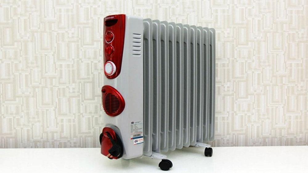 Kinh nghiệm chọn mua máy sưởi ấm cho trẻ nhỏ