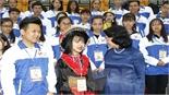 Gặp mặt thí sinh tham gia vòng chung kết cuộc thi 'Tự hào Việt Nam'