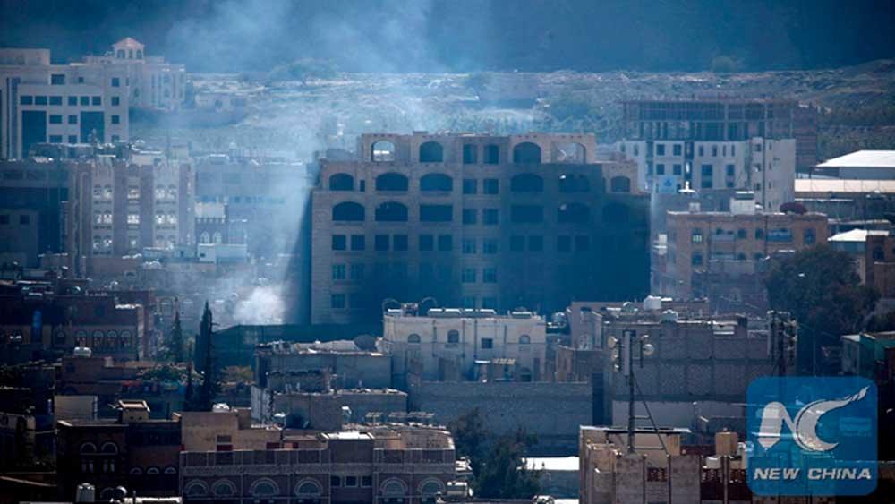 Đại sứ quán Iran tại Yemen bị tấn công bằng vũ khí hạng nặng