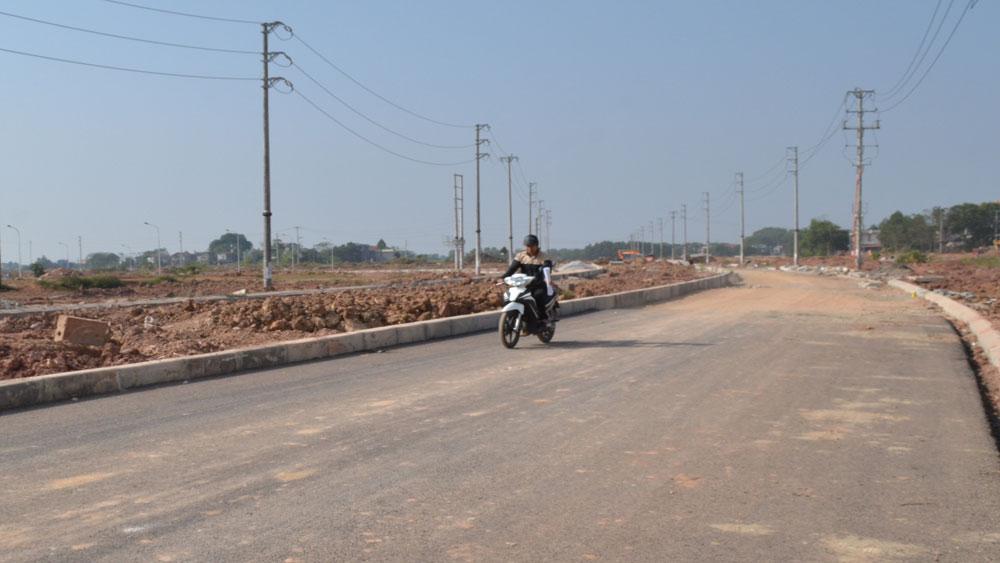 Phê duyệt giá đất Khu đô thị An Huy, thị trấn Cao Thượng