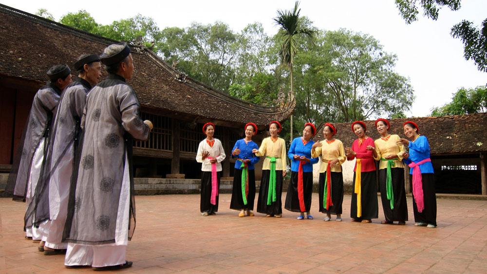 Tân Yên xây dựng làng văn hóa: Quy rõ trách nhiệm, biểu dương kịp thời