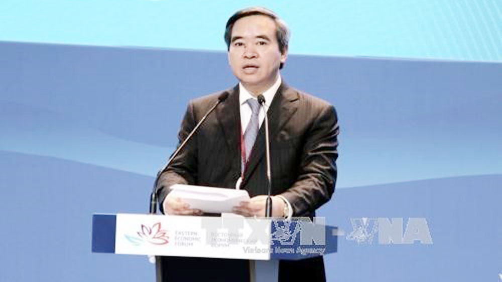 Businesses accompany Vietnam to develop smart industry