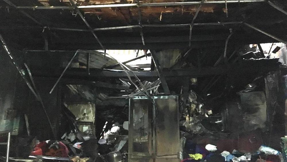 Vụ cháy nhà ba mẹ con tử vong: Thêm một nạn nhân nguy kịch