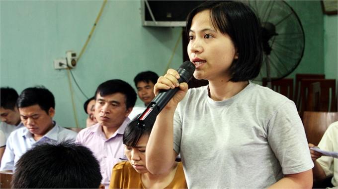 Kết quả giải quyết ý kiến, kiến nghị của cử tri trước và sau kỳ họp thứ Ba, HĐND tỉnh Bắc Giang khoá XVIII