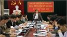 BCH Đảng bộ TP Bắc Giang khóa XXI, nhiệm kỳ 2015-2020 tổ chức kỳ họp thứ 12