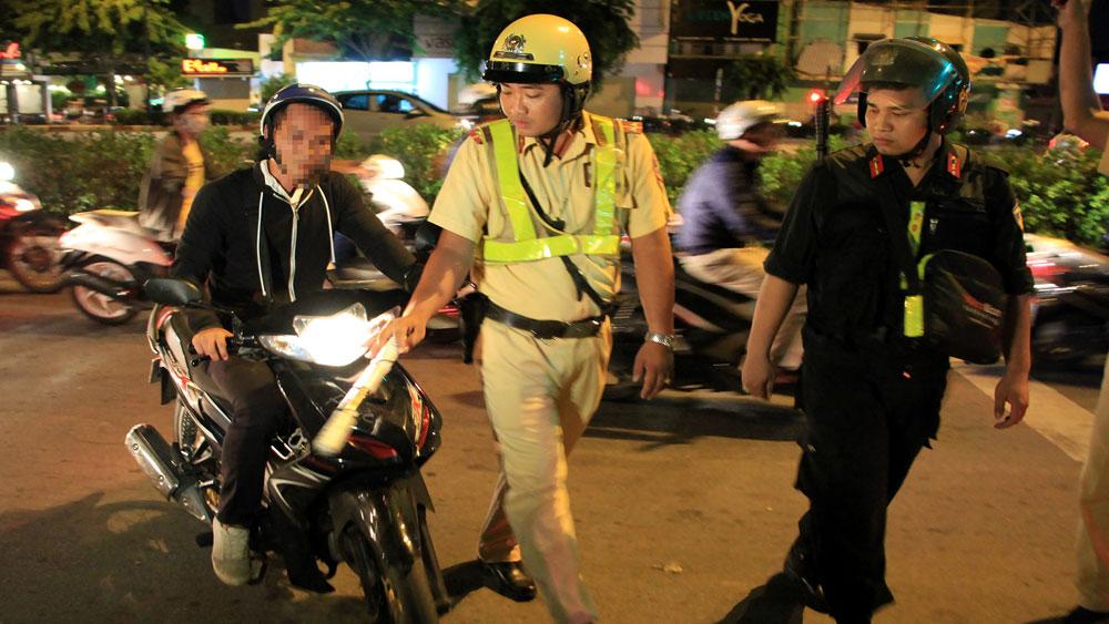 Công an tỉnh Bắc Giang bắt đối tượng chống người thi hành công vụ