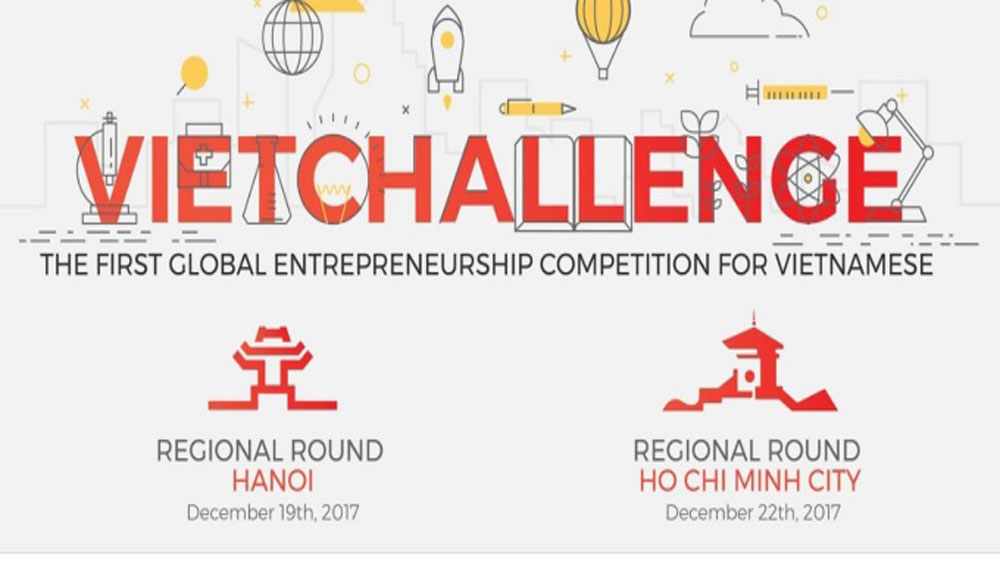 Startup competition calls for Vietnamese talent from around the globe