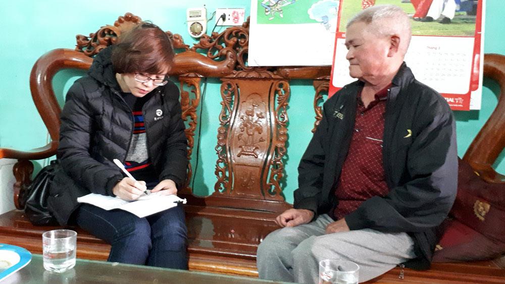 Tâm nguyện của người cha ở Bắc Giang có con bị lừa bán