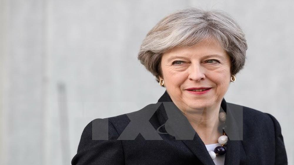 An ninh Anh phá âm mưu ám sát Thủ tướng Theresa May