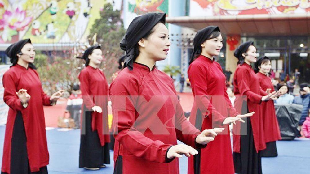 Vietnamese folk singing, Hat Xoan, Bai Choi, UNESCO recognition, Vietnamese folk music, Intangible Cultural Heritage