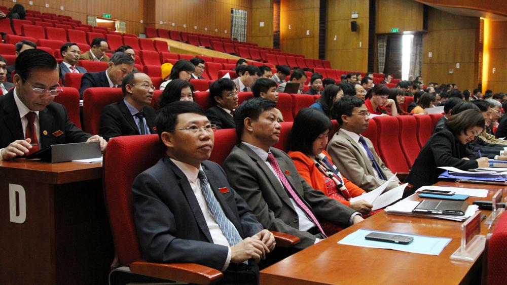HĐND tỉnh, Bắc Giang, kinh tế, tăng trưởng