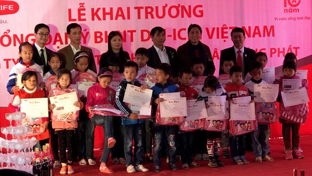 Tổng Đại lý Dai-ichi Việt Nam tại Bắc Giang - Lớn mạnh cùng niềm tin của khách hàng