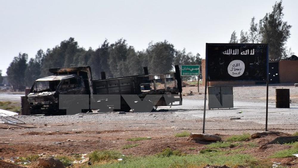 Quân đội Nga tuyên bố đánh bại hoàn toàn tổ chức IS tại Syria