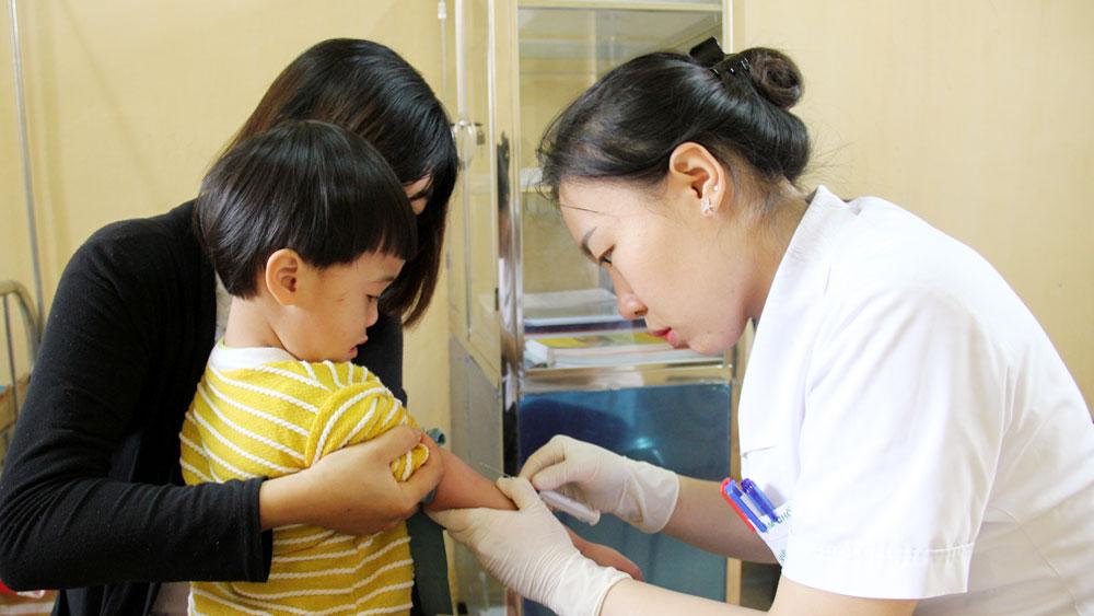 Bệnh nhân mắc bệnh truyền nhiễm tăng