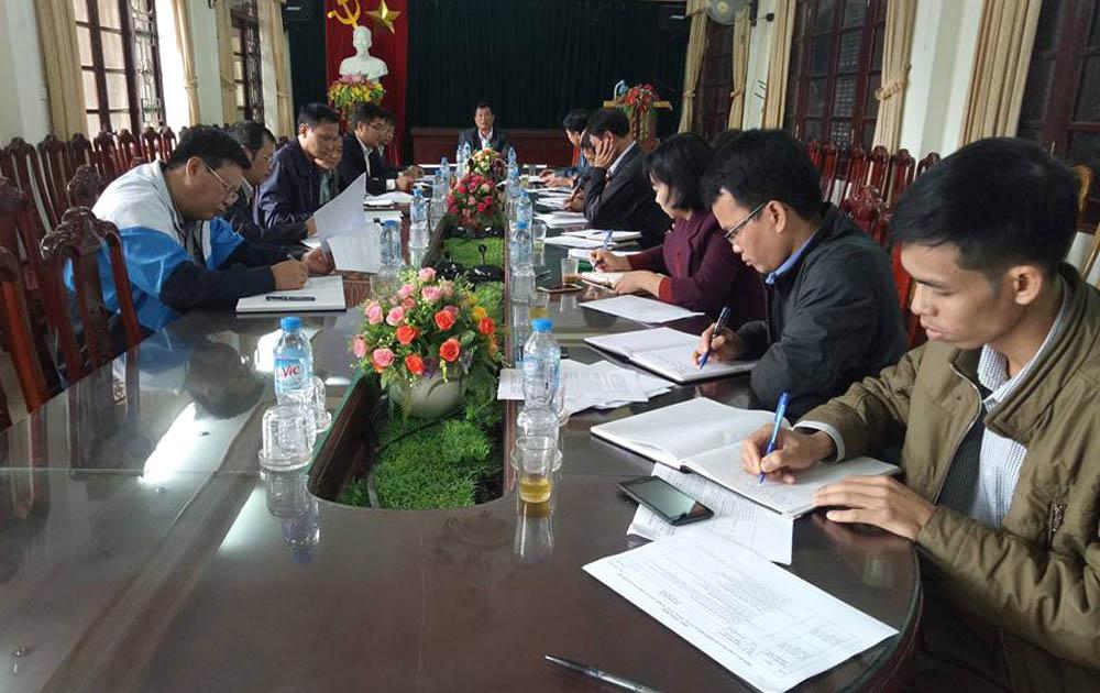 Năm 2018 huyện Lục Ngạn triển khai 6 dự án hạ tầng - kỹ thuật và khu dân cư