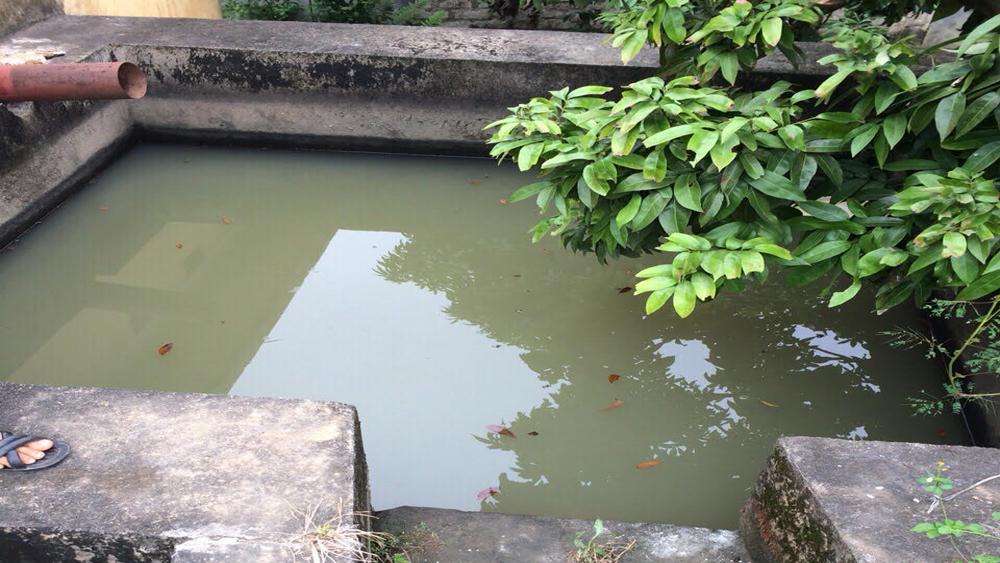 Tân Yên: Hai bé 3 tuổi chết đuối ở trạm bơm