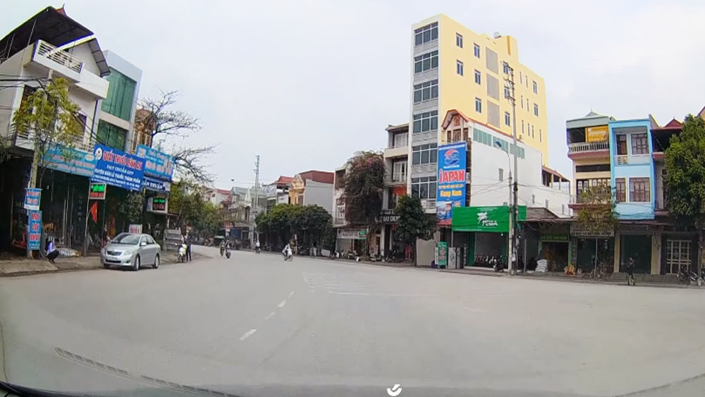 Điều chỉnh, cục bộ, quy hoạch chung, thị trấn Đồi Ngô