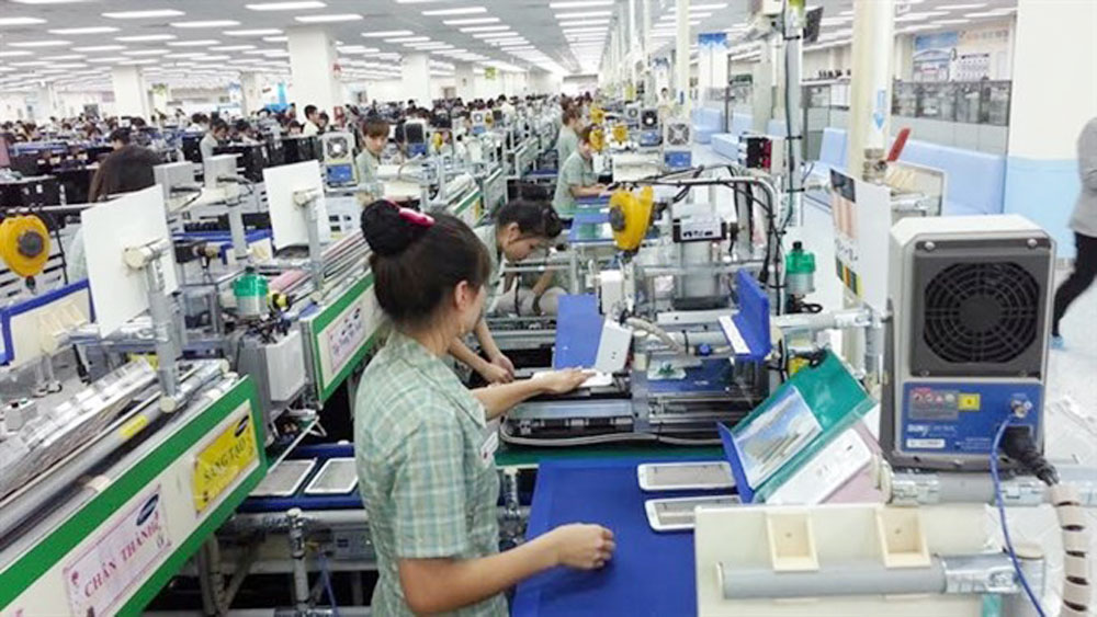 Samsung Electronics Vietnam tops largest firms list