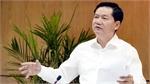 Ông Đinh La Thăng bị tạm đình chỉ nhiệm vụ, quyền hạn của đại biểu Quốc hội