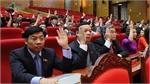 Bế mạc kỳ họp thứ tư, HĐND tỉnh Bắc Giang khóa XVIII: Thông qua 24 nghị quyết