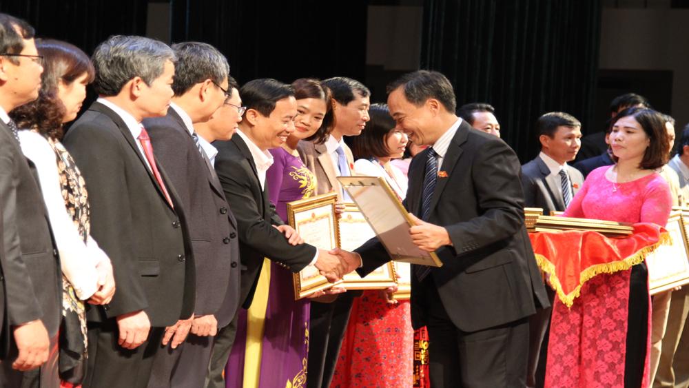 bế mạc, kỳ họp, HĐND tỉnh Bắc Giang, khai mạc kỳ họp, nghị quyết