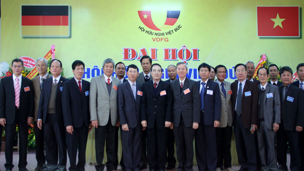 Friendship association asked to reinforce Vietnam-Germany relations