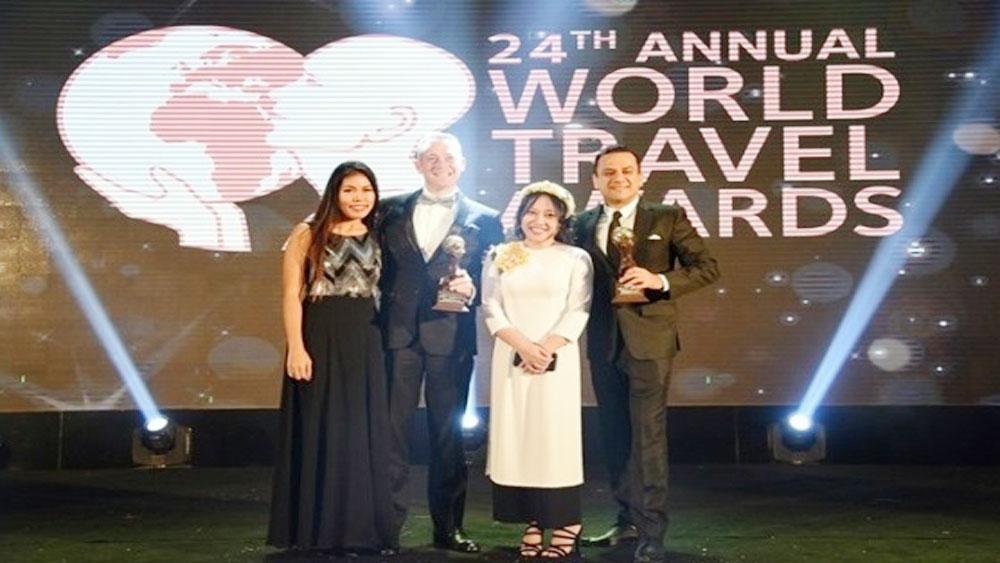 Vietnamese resorts win big at World Travel Awards 2017