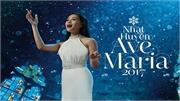 """Ca sĩ Nhật Huyền ra mắt album """"Ave Maria"""" mừng Giáng sinh"""