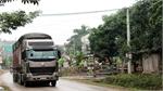 Xe tải trọng lớn ở Bắc Giang vẫn chưa được kiểm soát