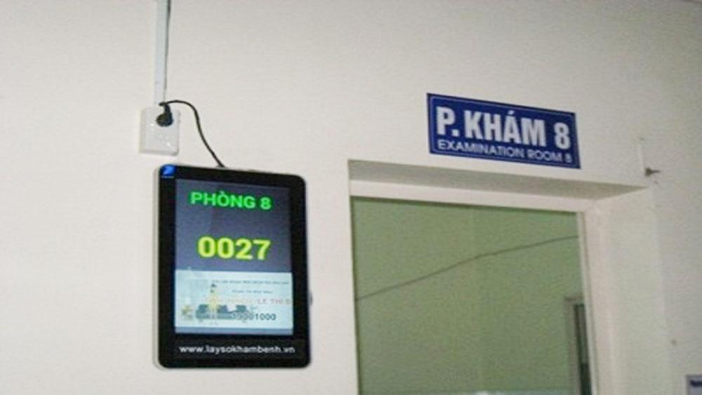 Hệ thống xếp hàng khám bệnh thông minh đầu tiên tại Việt Nam