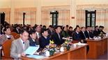 Khai mạc kỳ họp thứ năm, HĐND TP Bắc Giang khóa XXI, nhiệm kỳ 2016-2021