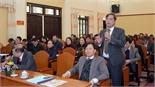 Kỳ họp thứ năm HĐND TP Bắc Giang: Thảo luận, chất vấn sâu về tình hình an ninh, trật tự đô thị