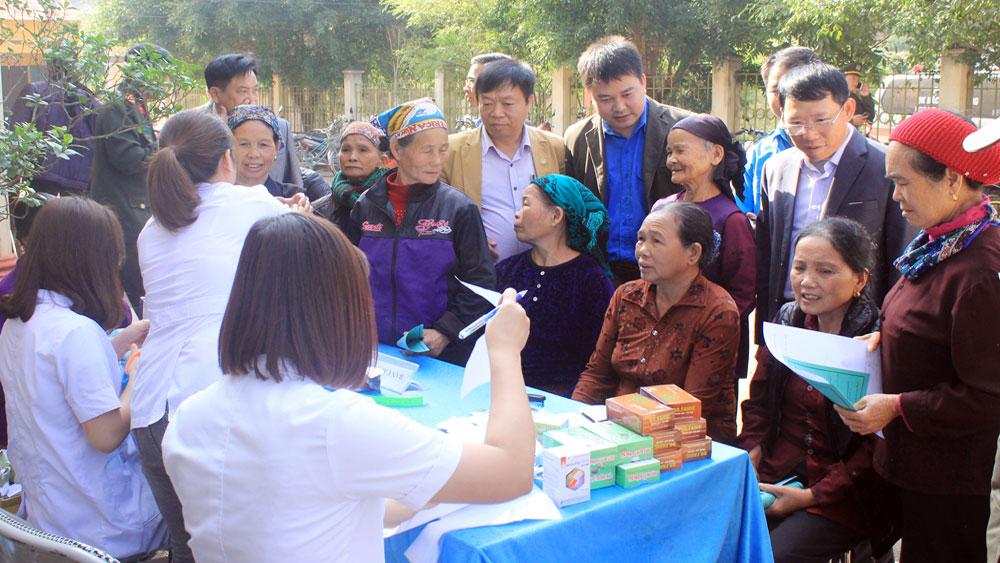 Love spreads through volunteer programme