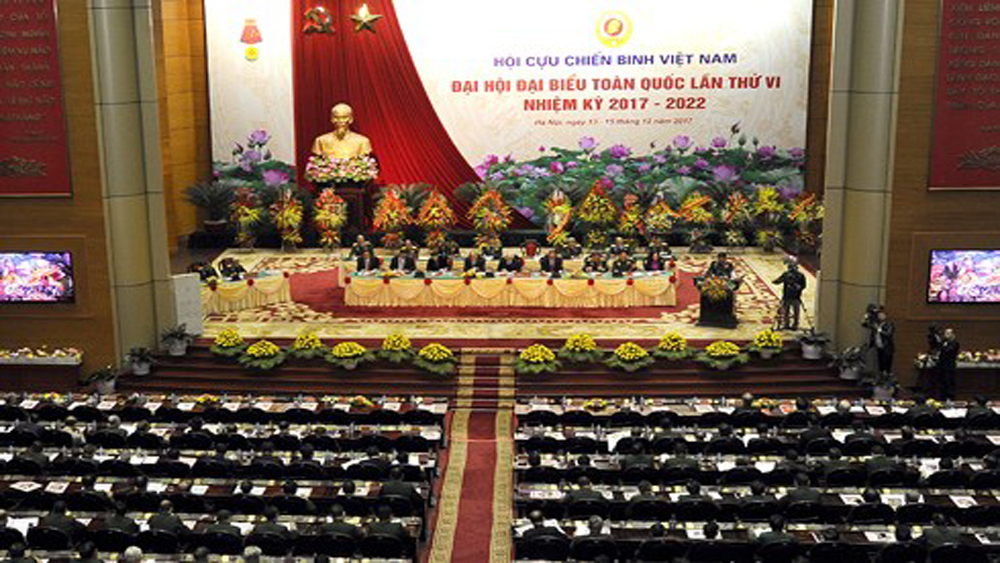 Thượng tướng Nguyễn Văn Được tái đắc cử Chủ tịch Hội Cựu chiến binh Việt Nam khóa VI