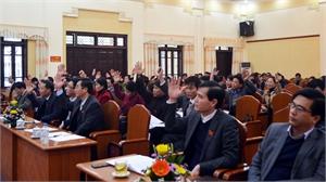 Kỳ họp thứ năm HĐND TP Bắc Giang: Thông qua nghị quyết về nhiệm vụ phát triển KT-XH năm 2018