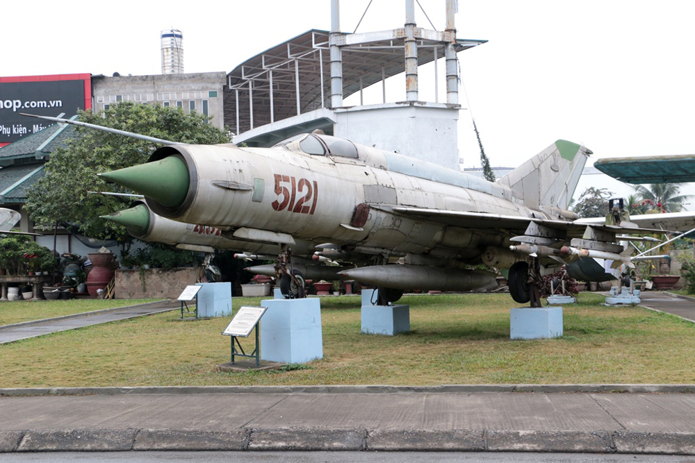 [Photo] Những hiện vật, tài liệu làm nên chiến thắng Điện Biên Phủ trên không